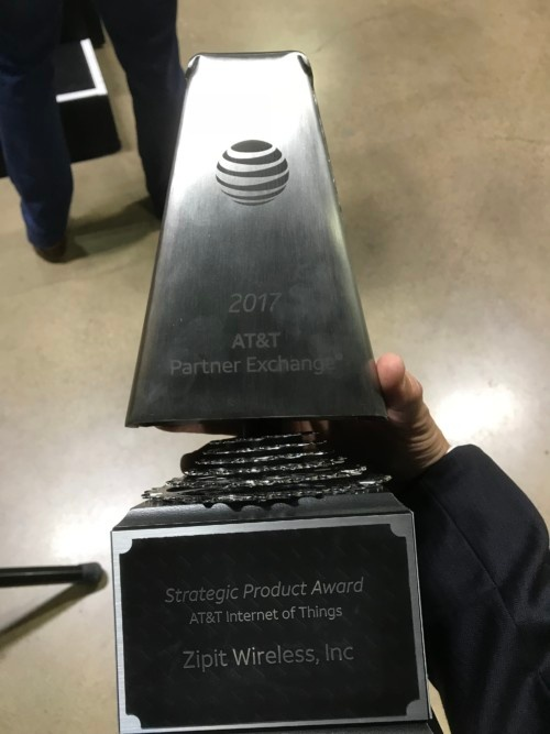 SP Award IoT Zipit