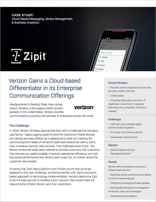Verizon IoT Case Study thumbnail