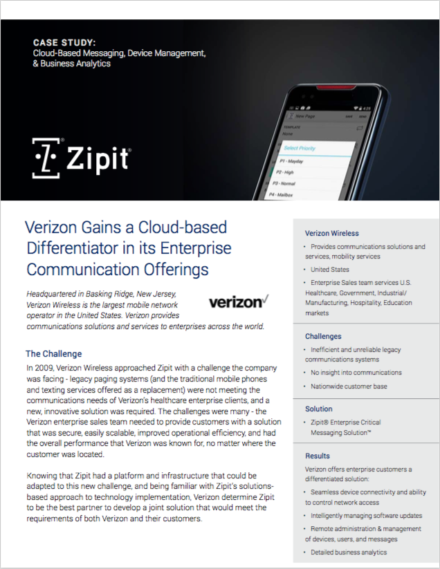 Verizon IoT Case Study thumbnail