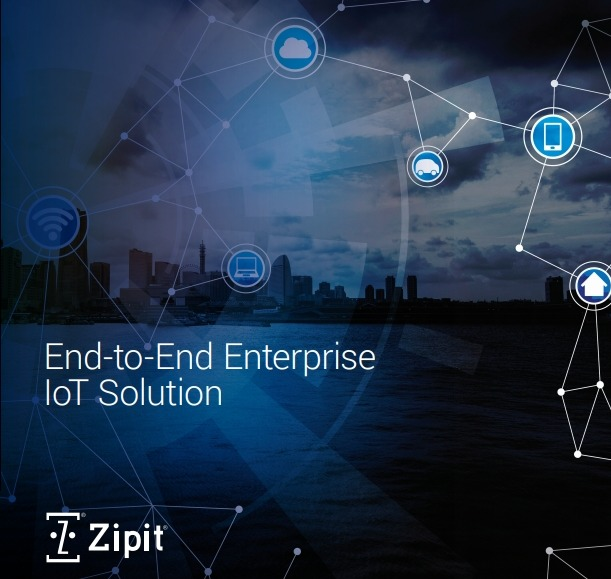 Zipit end to end iot solution